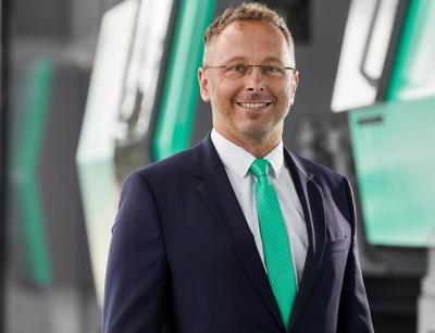 Jerome Berger neuer Geschäftsführer bei Arburg Österreich