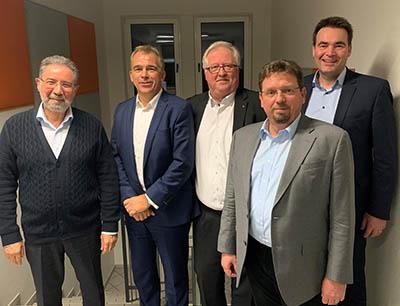 Neuer AVK-Vorstand ab 1.1.2020 wurde gewählt