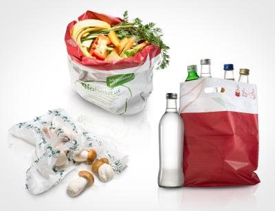 WPO Polymers wird das Foliensortiment des BASF-Biopolymers Ecovio für zertifiziert kompostierbare Einkaufstaschen, Bioabfallbeutel sowie Obst- und Gemüsebeutel in Spanien und Portugal vertreiben