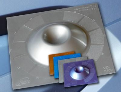 Das neue Metallic-Masterbatch von Tosaf Color Service