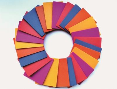 Brillante Farbergebnisse durch neu entwickelte Farbrezepturen auch für Hochtemperaturanwendungen