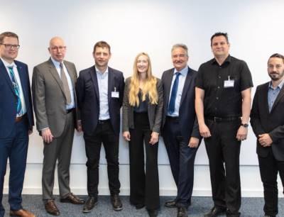 Bibiana Martin erhält Förderpreis Berufsbildung 2019 des GKV