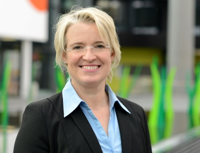 Heike Slotta, Executive Director bei der Nürnberg Messe