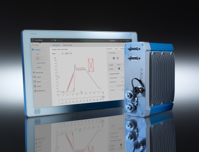Das Prozessüberwachungssystem Comoneo bietet sieben spezialisierte Funktionalitäten zur Optimierung des Spritzgießprozesses