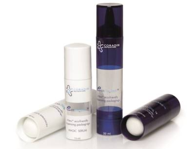 Kraiburg TPE liefert Compound für innovativen Kosmetikdispenser