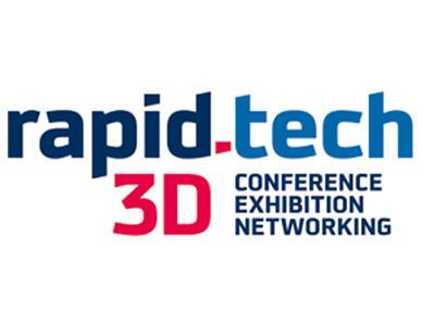 Logo der Rapid.Tech 3D