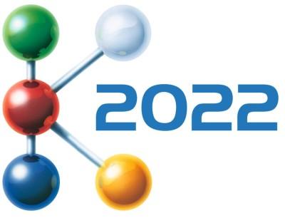 K 2022 vom 19. bis 26. Oktober 2022 in Düsseldorf