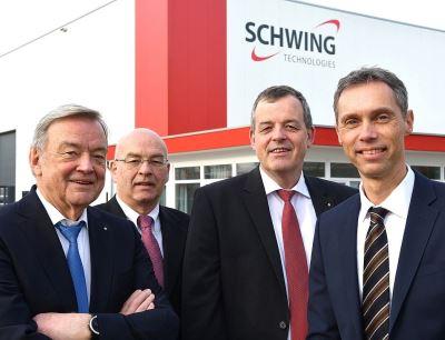 Geschäftsführer der Schwing-Gruppe