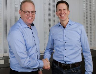 Christian Kretzu und Christian Wernicke