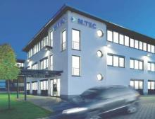 Der Firmensitz von M.Tec Engineering in Herzogenrath bei Aachen