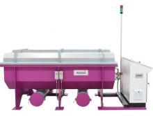 Das thermische Vakuumpyrolyse-System Vacuclean von Schwing Technologies reinigt Blasköpfe schnell, zuverlässig und umweltfreundlich