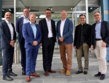 Der Vorstand der VDMA Fachabteilung Machine Vision 2021-2024