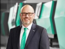 Guido Frohnhaus ist der neue technische Geschäftsführer bei Arburg