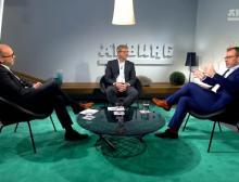 "Am 28. Januar 2021 startete Arburg sein neues digitales Internet-Format ""arburgXvision"""