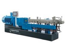 Coperion-Compoundieranlage STS 65 Mc11 Extruder