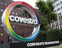 Die Hauptverwaltung von Covestro in Leverkusen