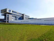 Erema Firmensitz in Ansfelden