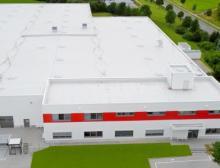 Am Standort Duderstadt (Deutschland) nahm Foam Partner ein 8.500 Quadratmeter großes Converting Center in Betrieb