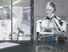 Hellwegs neue, digitale Smart-Control-Steuerung für Schneidmühlen