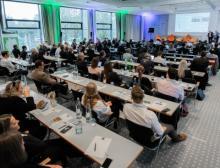 Rund 150 Teilnehmer aus 22 Ländern waren der Einladung nach Wiesbaden gefolgt