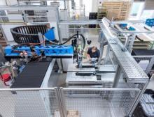 Abstimmung von Maschine, Material und Prozessautomation für eine optimale Bauteilqualität