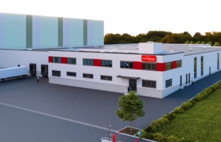 Foam Partner erweitert seine Fertigungskapazitäten am Standort Duderstadt (Niedersachsen) mit dem Bau eines neuen Verarbeitungszentrums für industrielle Spezialschaumstoffe
